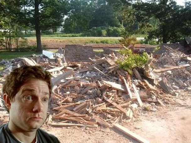 GPS coordinates lead demolition crew to destroy wrong house