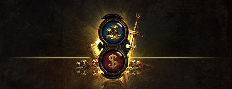 Diablo 3 players in the U.S. region can now use the Real-Money Auction House