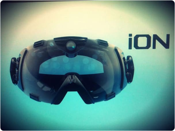 Zeal Optics iON goggles take full HD to the slopes, let you share the extreme thrills