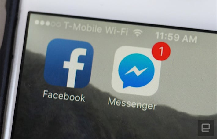 Behind Facebook Messenger's plan to be an app platform