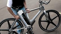 Ford's latest eBike breaks down to fit in your trunk