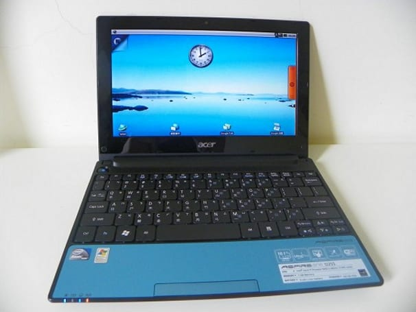 Acer planning to dual-boot all of its dual-core netbooks, we're dual-unimpressed