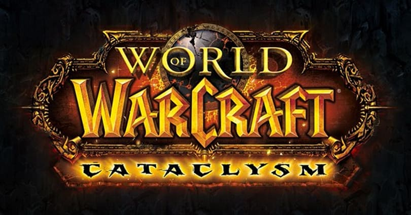 World of Warcraft: Cataclysm announced