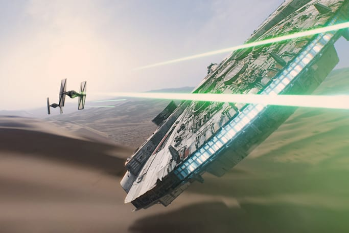 Netflix will stream the new 'Star Wars' in 2016, but only in Canada