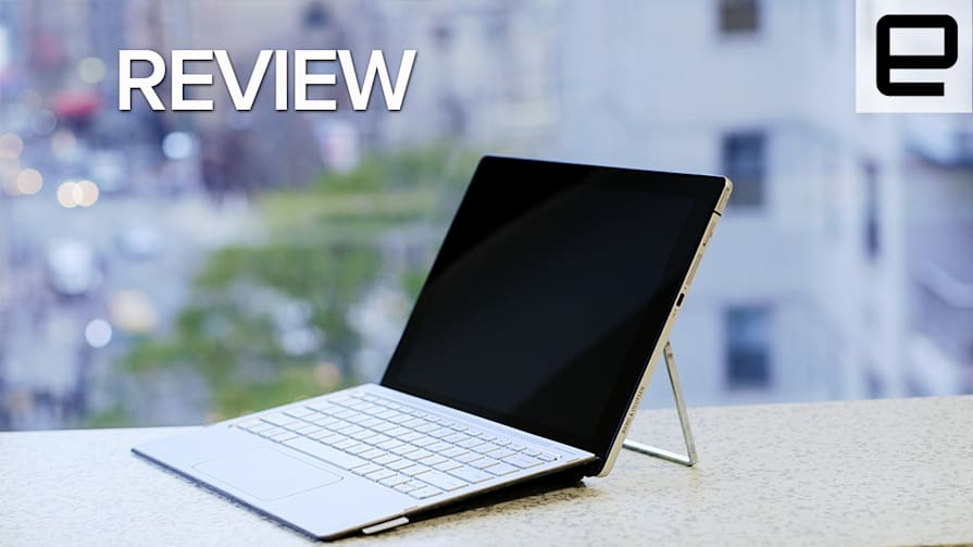 Review: HP Spectre X2