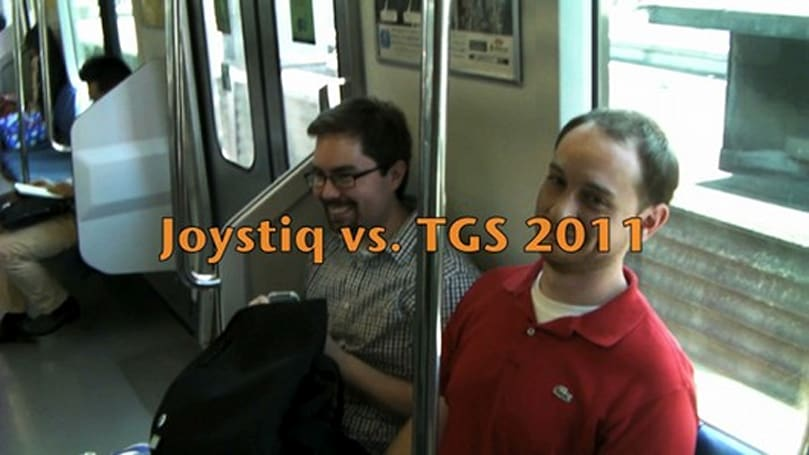 Video: Joystiq vs TGS 2011
