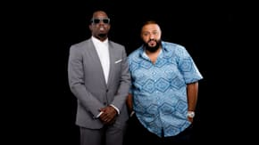 "Sean ""Diddy"" Combs And DJ Khaled The Launch Of Cîroc Vodka's #LETSGETIT"