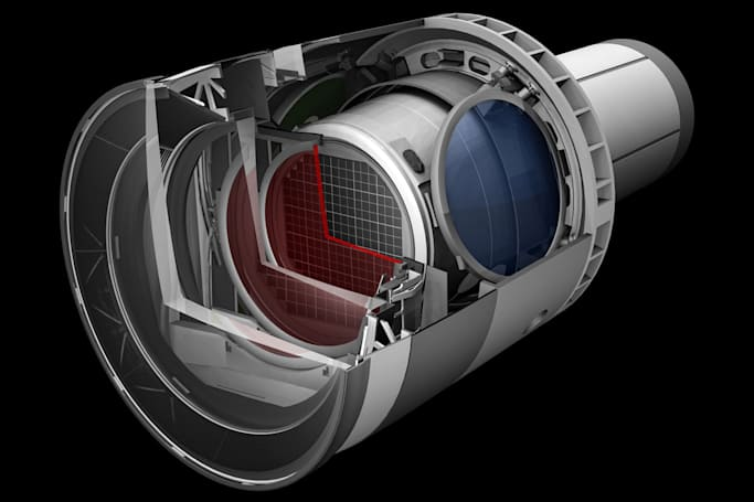 World's most advanced digital camera will power a space telescope