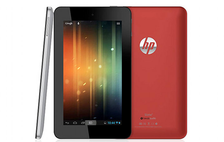 How would you change HP's Slate 7?