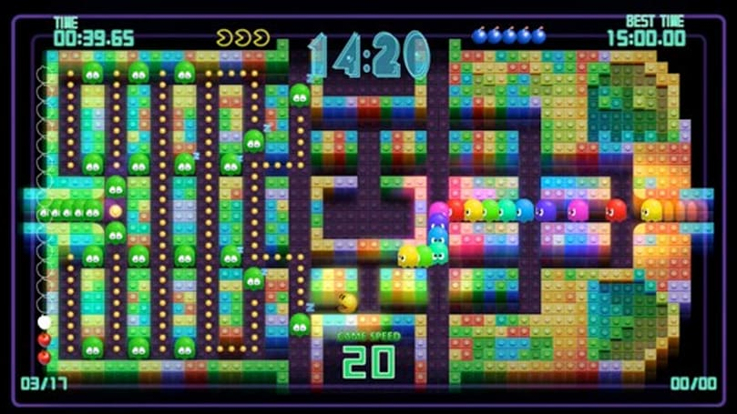 Pac-Man Championship Edition DX surfaces on Windows 8