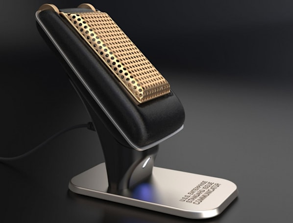 Finally, an official Bluetooth 'Star Trek' communicator