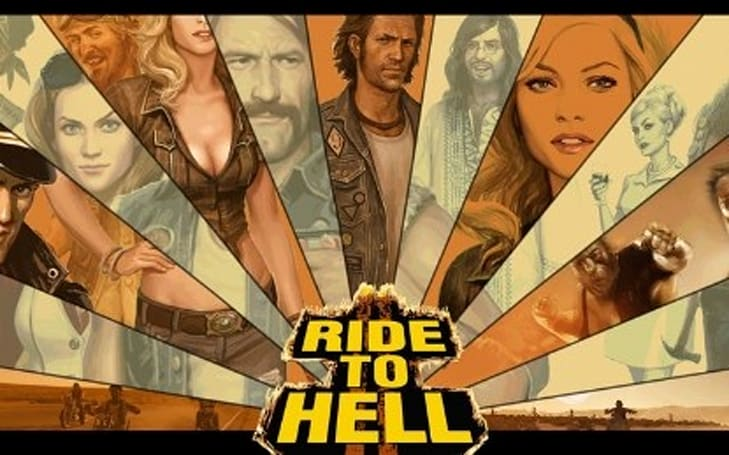 Ride to Hell: A game with plenty of bikers and booze