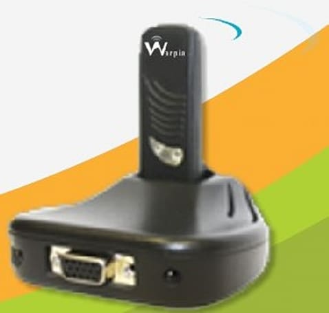 Source announces Warpia wireless USB-to-HDMI adapter