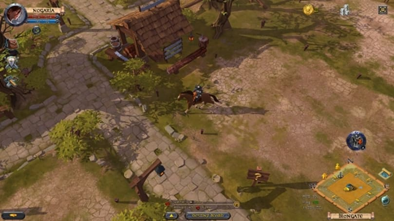 Albion Online opens its next alpha test on September 15th