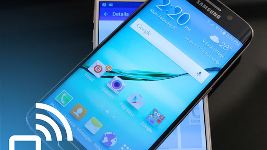 Samsung's Galaxy S6 and Galaxy S6 Edge