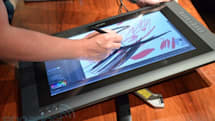 Wacom announces Cintiq 22HD pen display, we go hands-on (video)