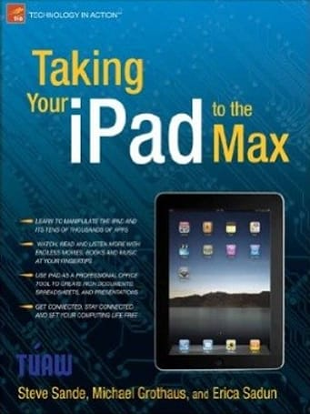 iPad and iPod touch books show off TUAW pride