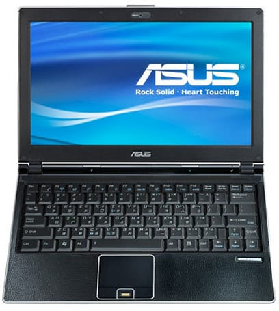 Asus intros U1E ultra-portable laptop