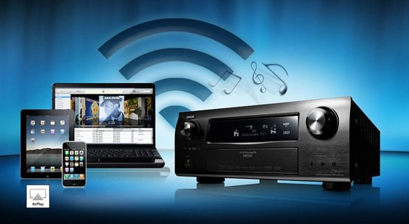 Denon and Marantz AirPlay update finally released for $49