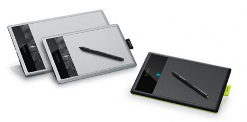 Wacom intros new Bamboo line of tablets, carpal tunneled wrists tremble with excitement