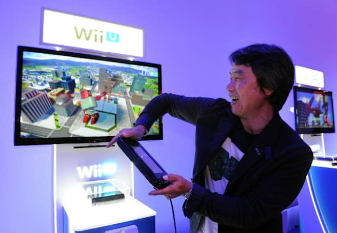 Project Giant Robot: A rock 'em, sock 'em Wii U experiment from Miyamoto
