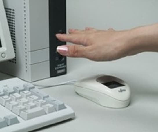 Fujitsu intros PalmSecure PC Log-In Kit for small businesses