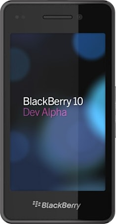 BlackBerry 10 dev alpha unit unveiled: 4.2-inch screen, 1280 x 768 resolution
