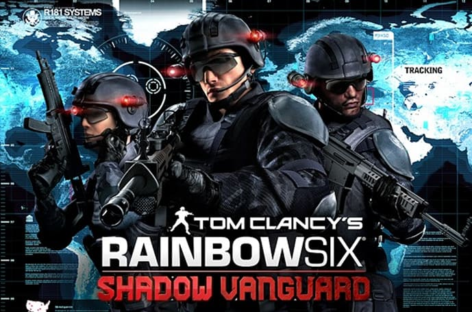 Tom Clancy's Rainbow Six: Shadow Vanguard infiltrates iOS