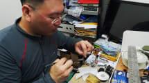 鬧市中的耳機醫生 — 小修小寶工作室遊記