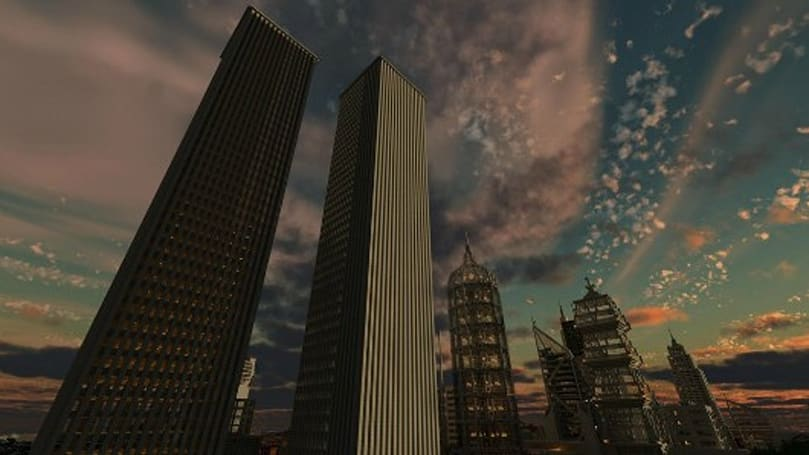 Enjoy a few mind-blowing Minecraft cityscapes