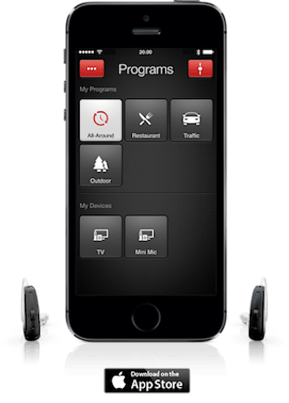 "ReSound LiNX launches ""Made for iPhone"" hearing aid"