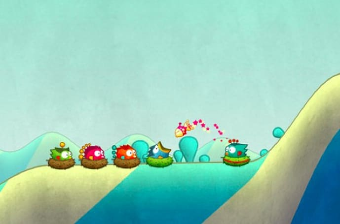 Tiny Wings 2.0 is a free update, coming tonight