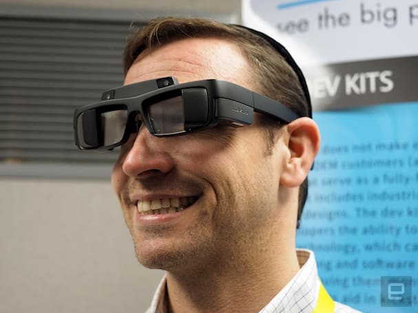 Lumus wants its display optics in future smart glasses