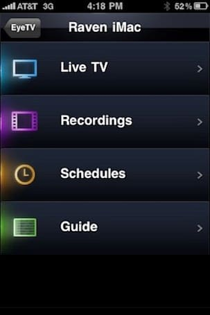 Hands-on with Elgato EyeTV Hybrid and EyeTV app for iPhone