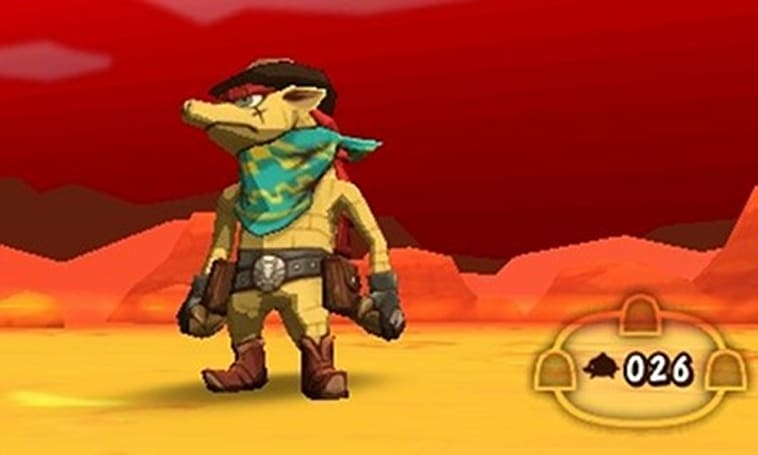 Portabliss: Dillon's Rolling Western (3DS)
