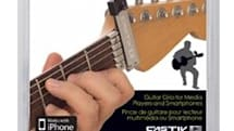 Guitar Sidekick brings your phone to your guitar, while your guitar gently weeps