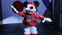 Master Moves Mickey hands-on: challenges Bieber and TOSY to dance-off (video)