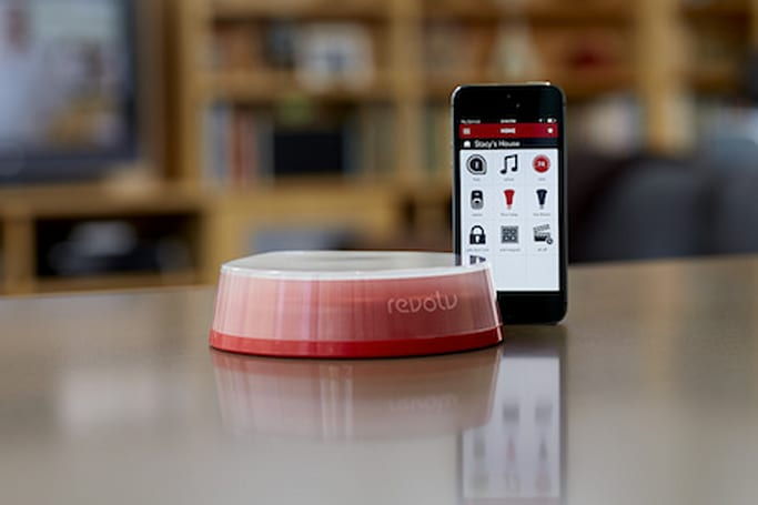 Revolv ships the one home automation hub to rule them all
