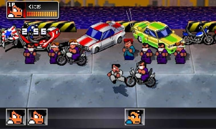 The 3DS's Renegade remake is, thankfully, better than Renegade