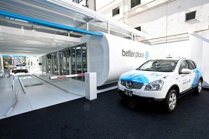 China joins Better Place on the battery-swapping bandwagon