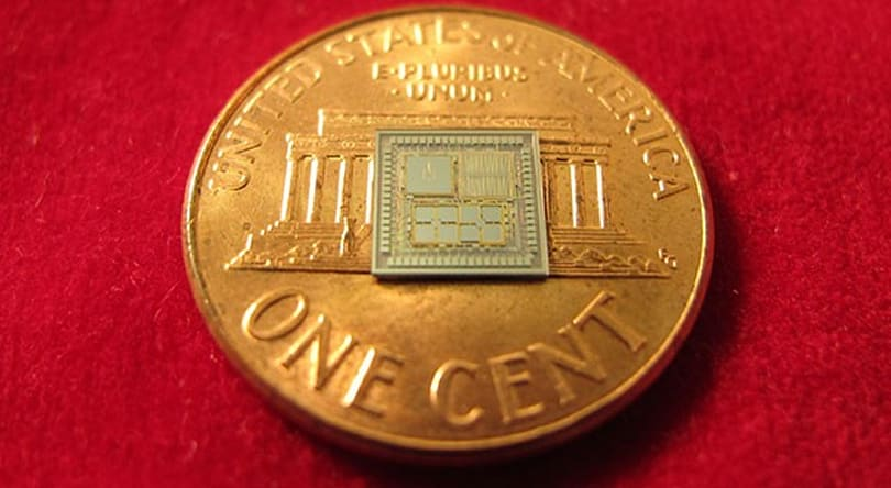 Tiny DARPA chip has six-axis inertial guidance for military GPS backup