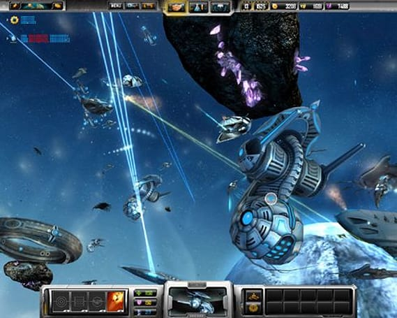 Joystiq interview: Ironclad talks 4X strategy with Sins of a Solar Empire