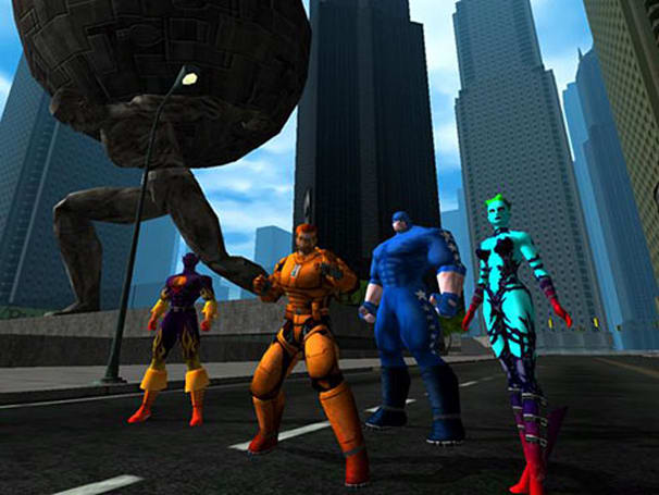 NCsoft: Customization, tights separate City of Heroes from competition