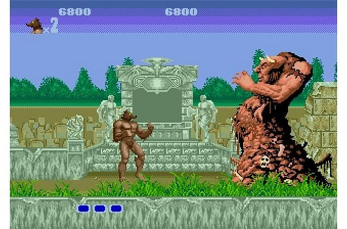 Altered Beast 3D coming to eShop in Japan