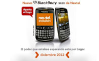 BlackBerry Patagonia 9620 leaks, says hola Nextel