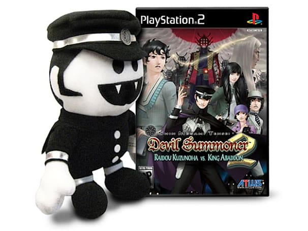 Mystery Atlus title is Devil Summoner 2