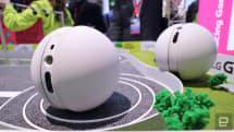 LG 會在 CES 上展示一系列機器人產品