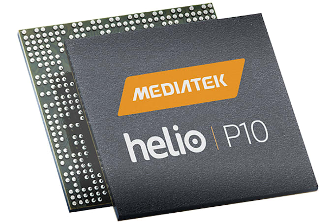 MediaTek's Helio P10 offers octa-core and faster LTE on the cheap