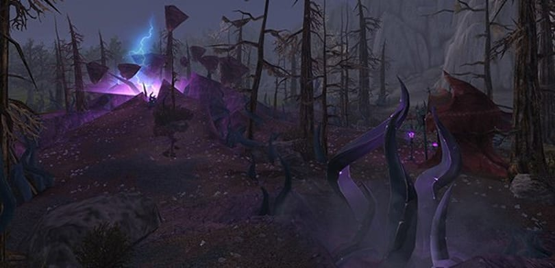 Official Cataclysm site update: The Twilight Highlands