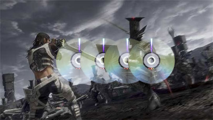TGS07: Lost Odyssey is crazy big: 4 DVDs, 50 hours